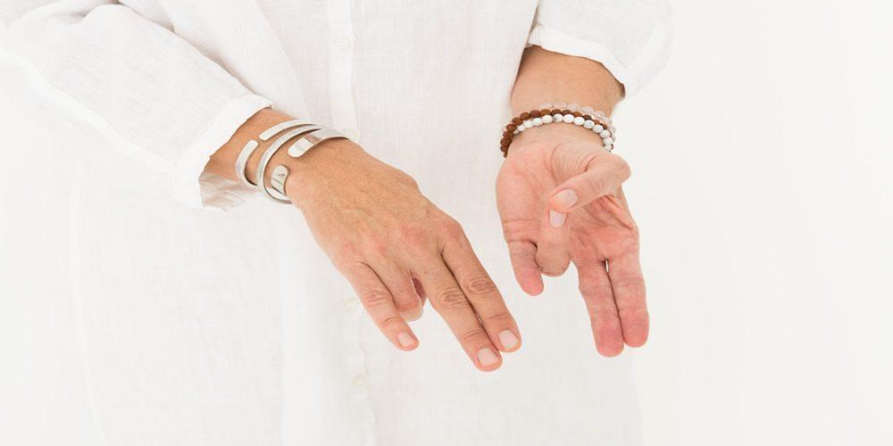 Hand Mudra's